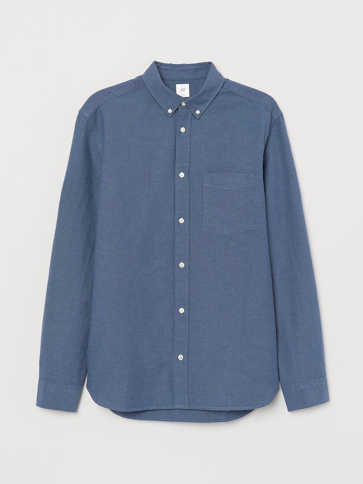 Рубашка синяя | 5717897