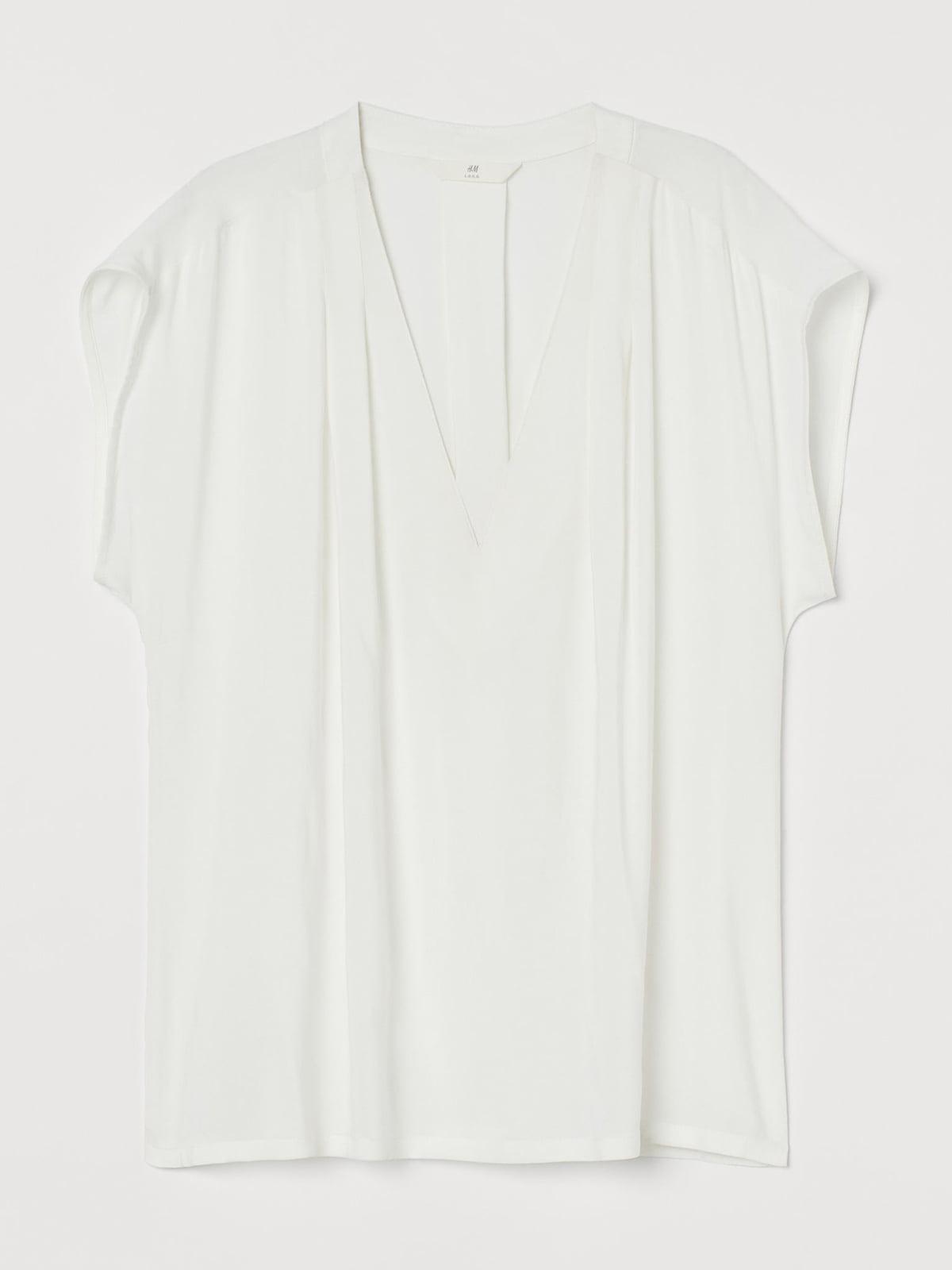 Блуза белая | 5717899