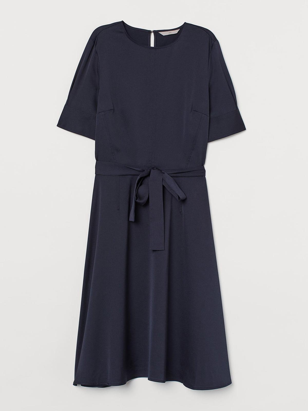 Платье синее | 5717901