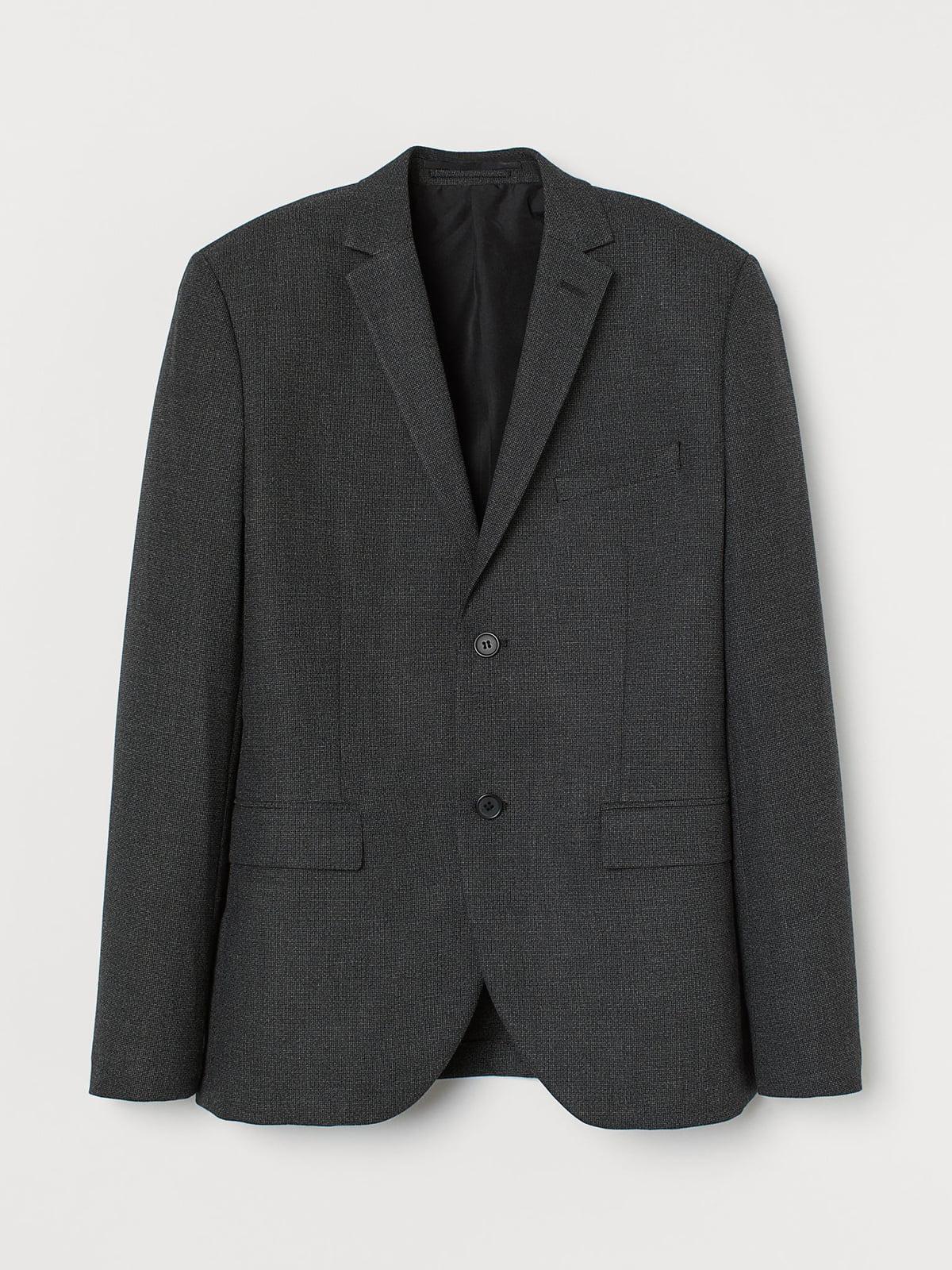 Пиджак серый | 5717945