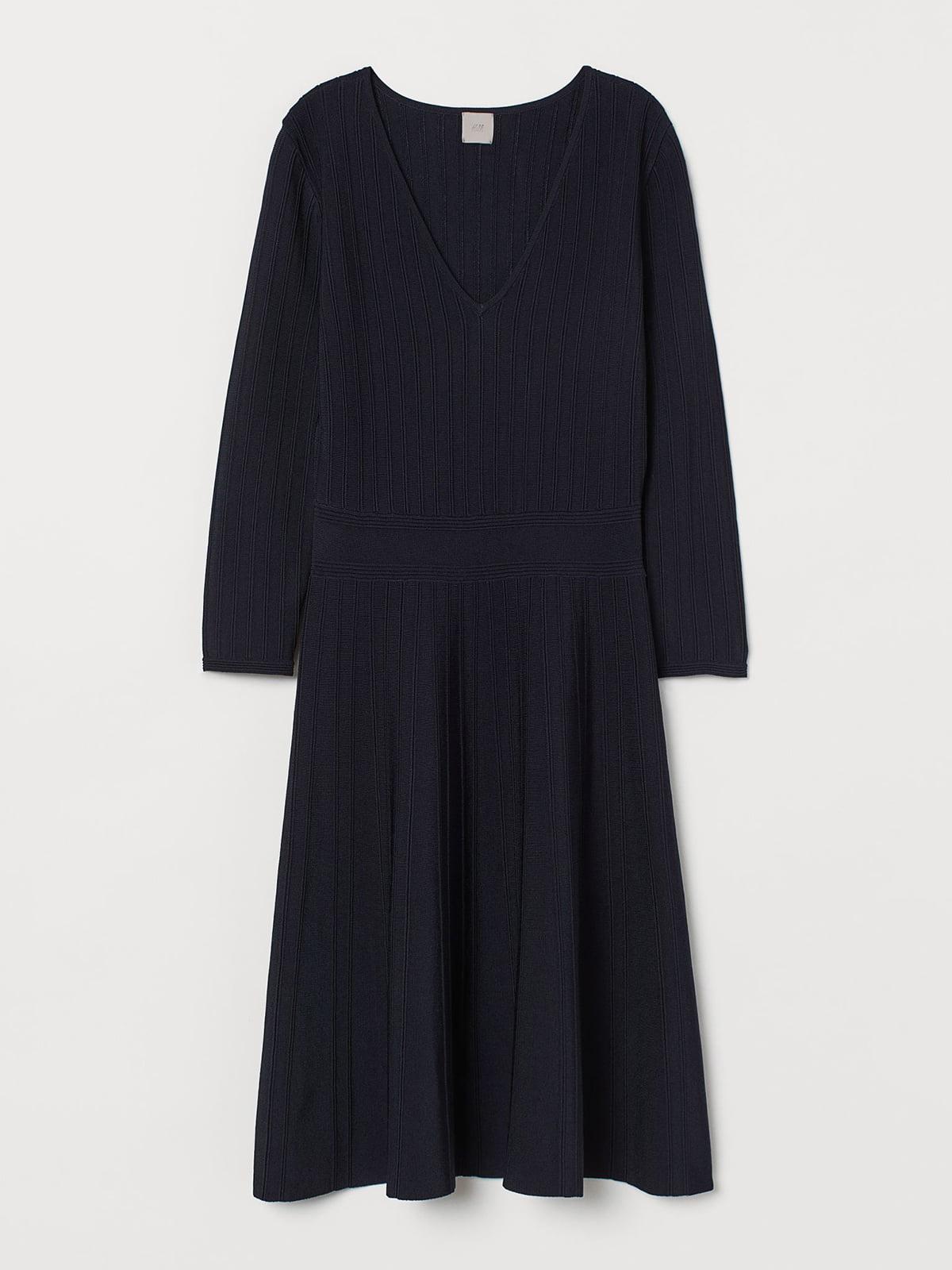 Платье синее   5717958