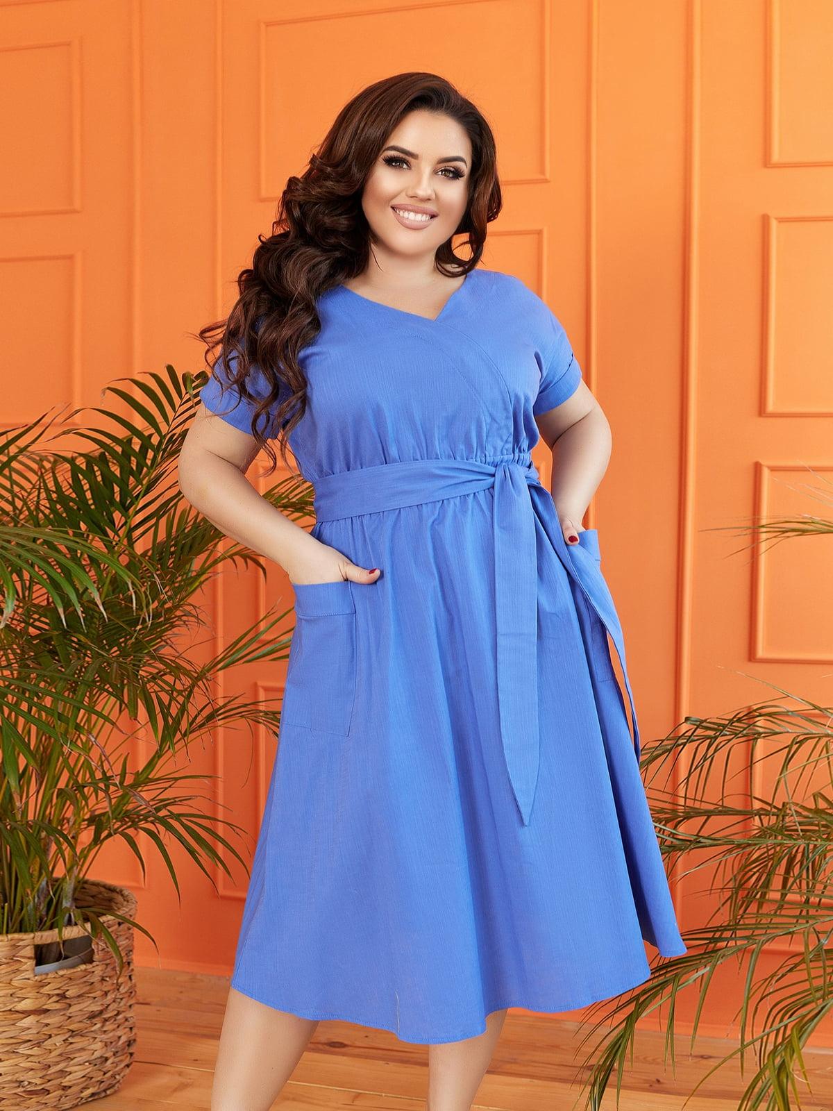 Сукня синя | 5718906