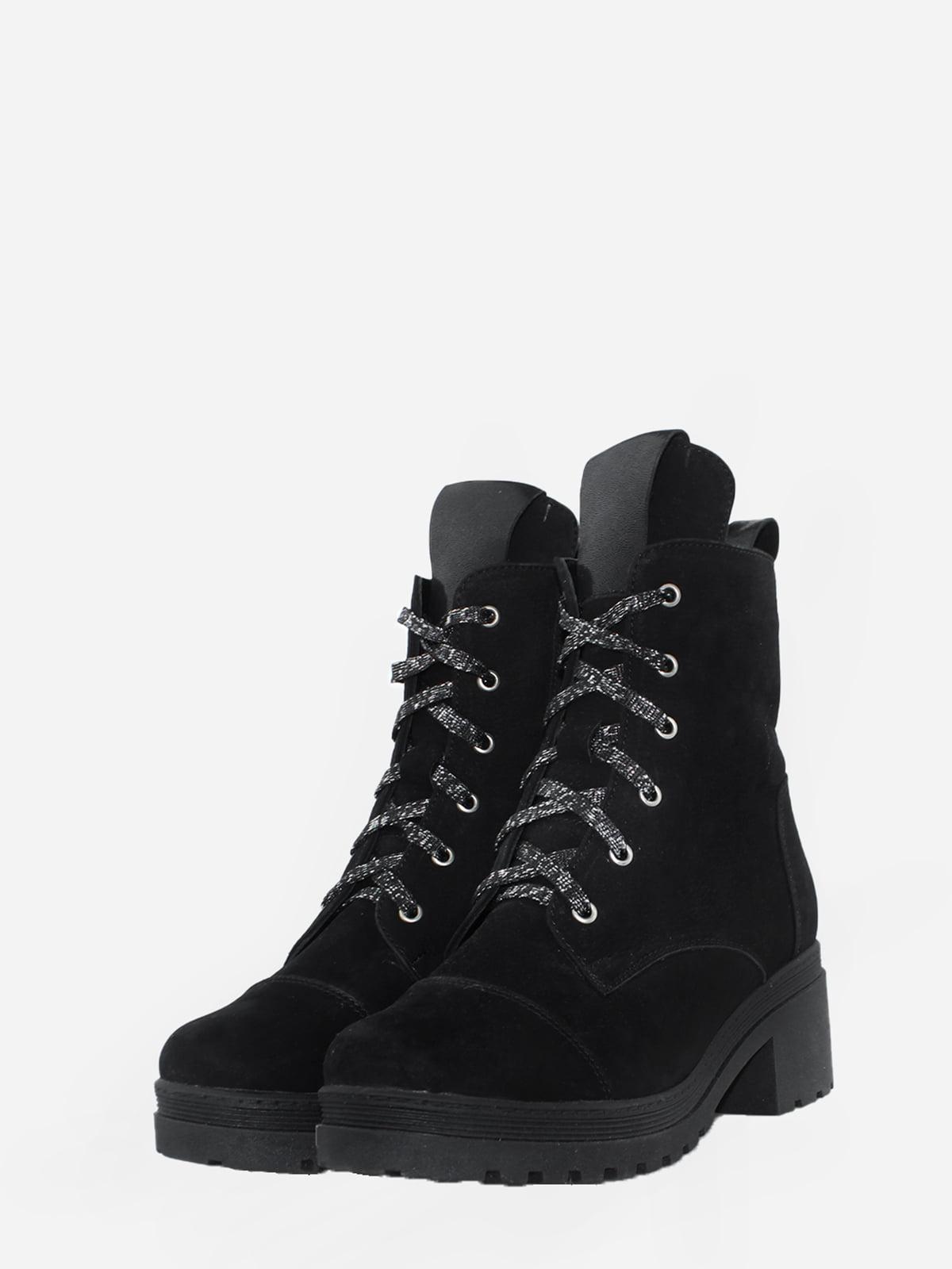 Черевики чорні | 5725565