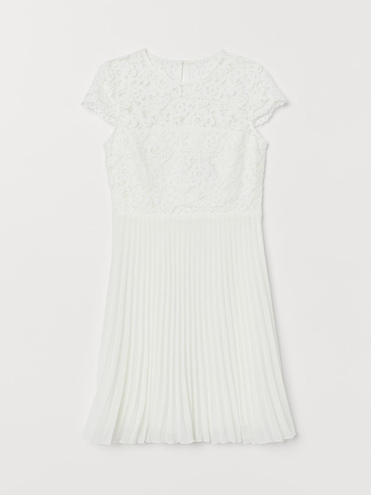 Платье белое | 5721703
