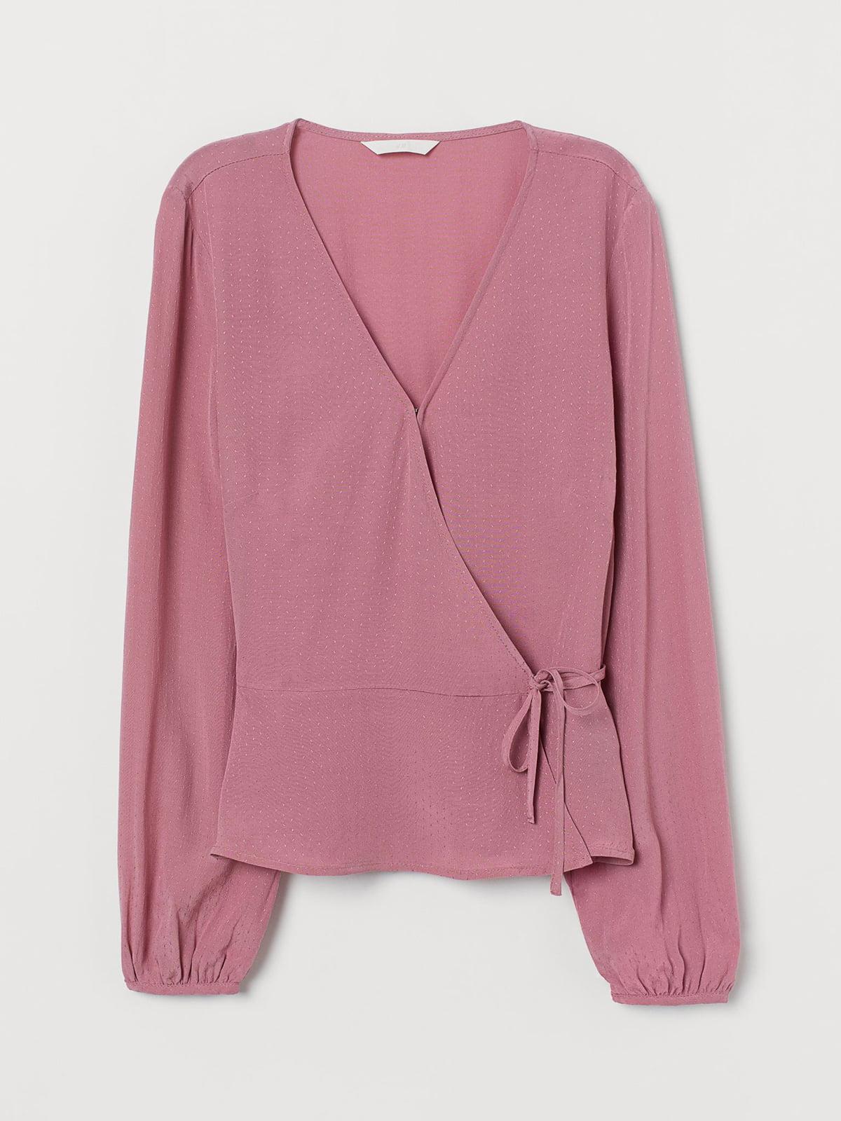 Блуза розовая | 5721704