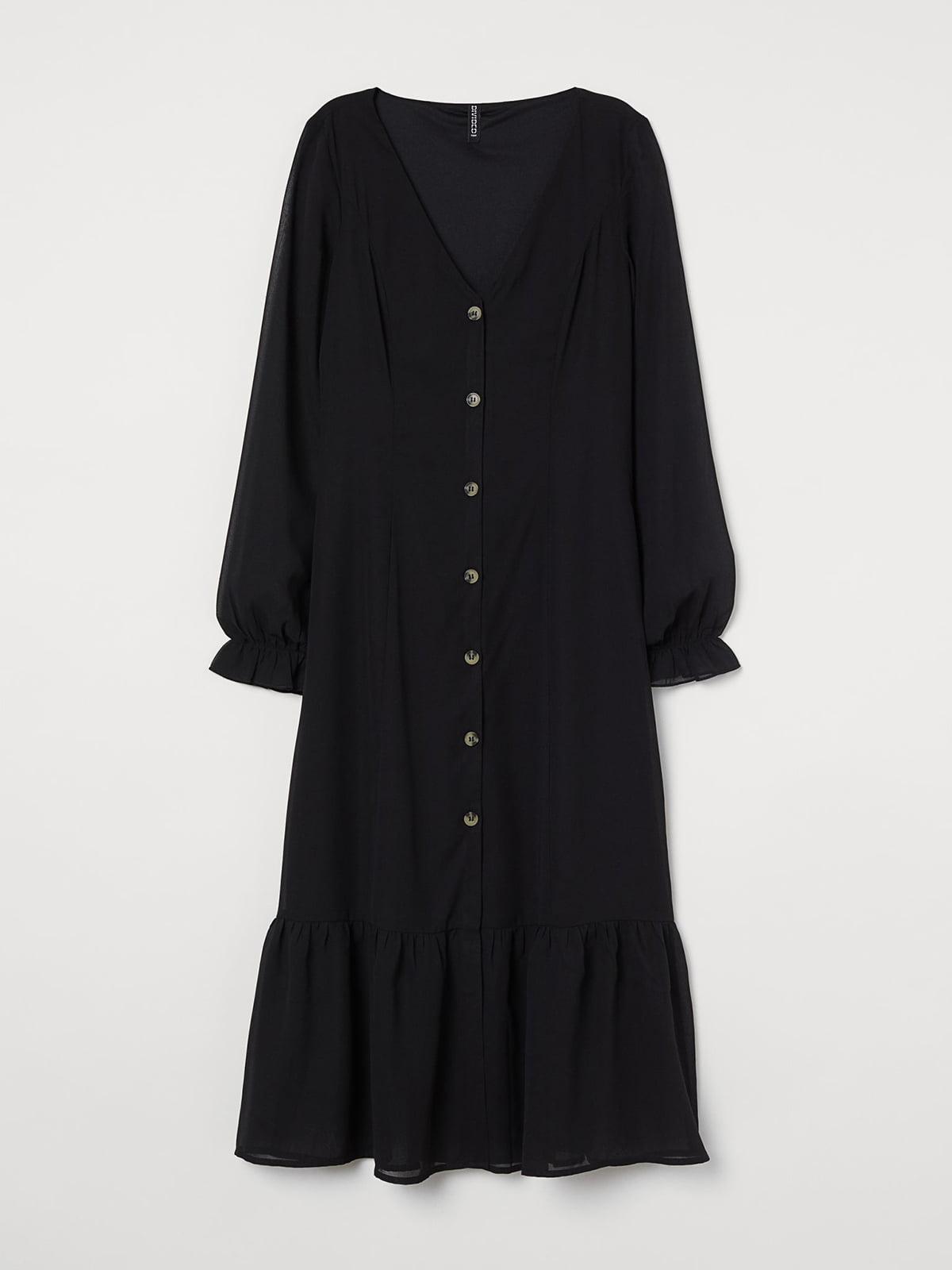 Платье черное   5721709