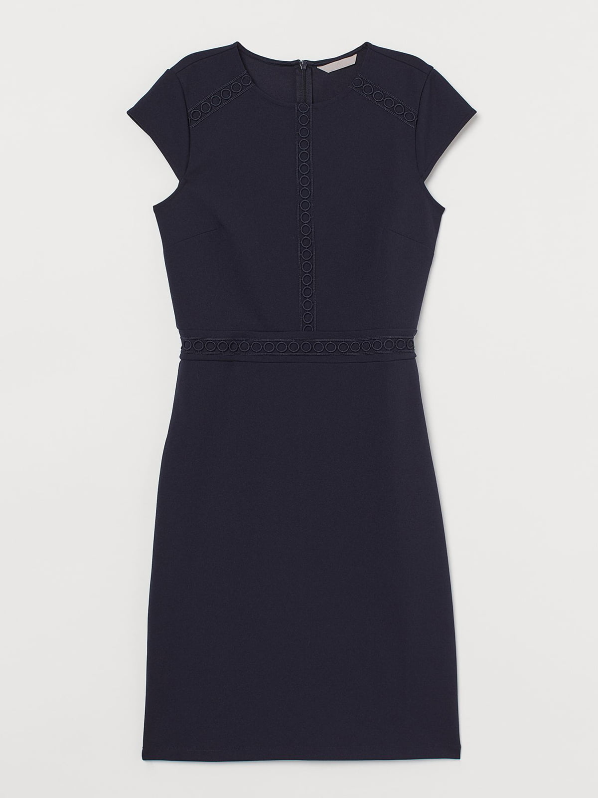 Платье темно-синее   5721764