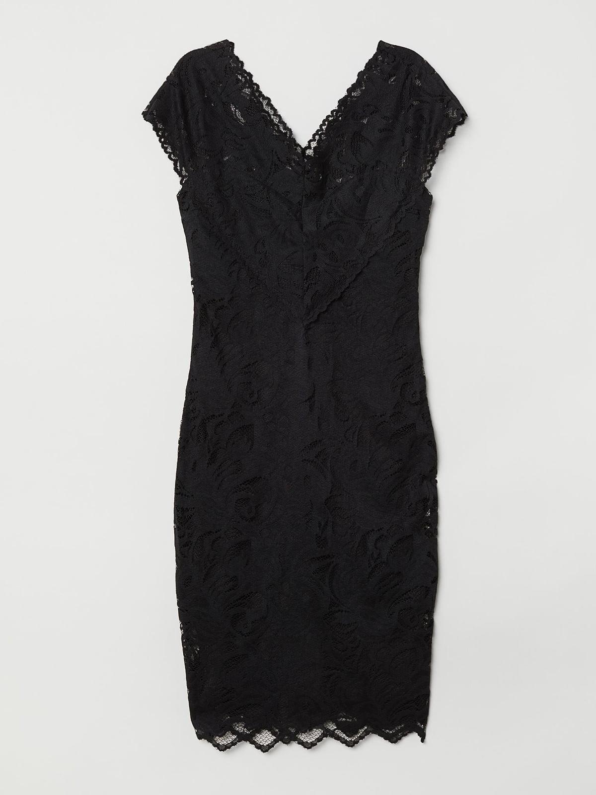 Платье черное | 5725609