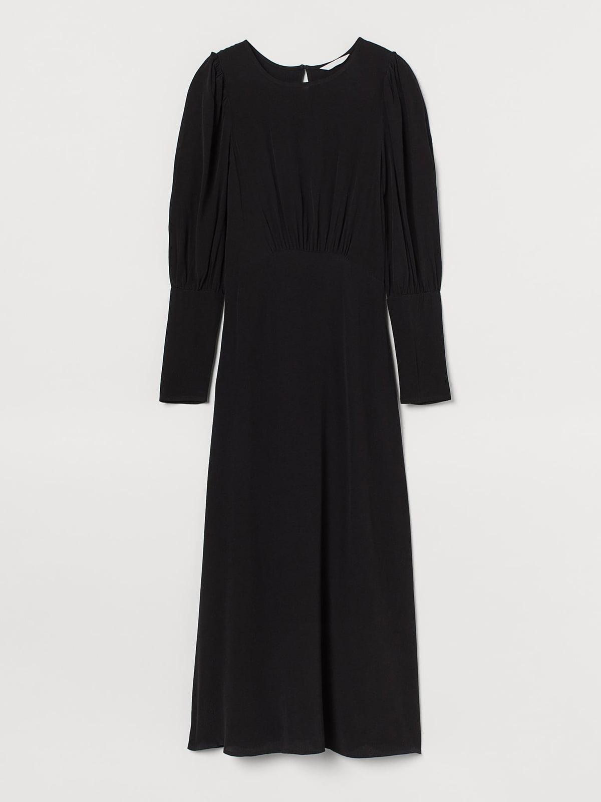 Платье черное | 5725627