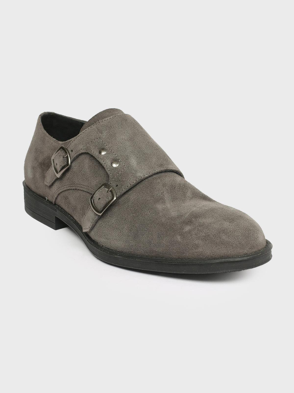 Туфлі сірі | 5717529