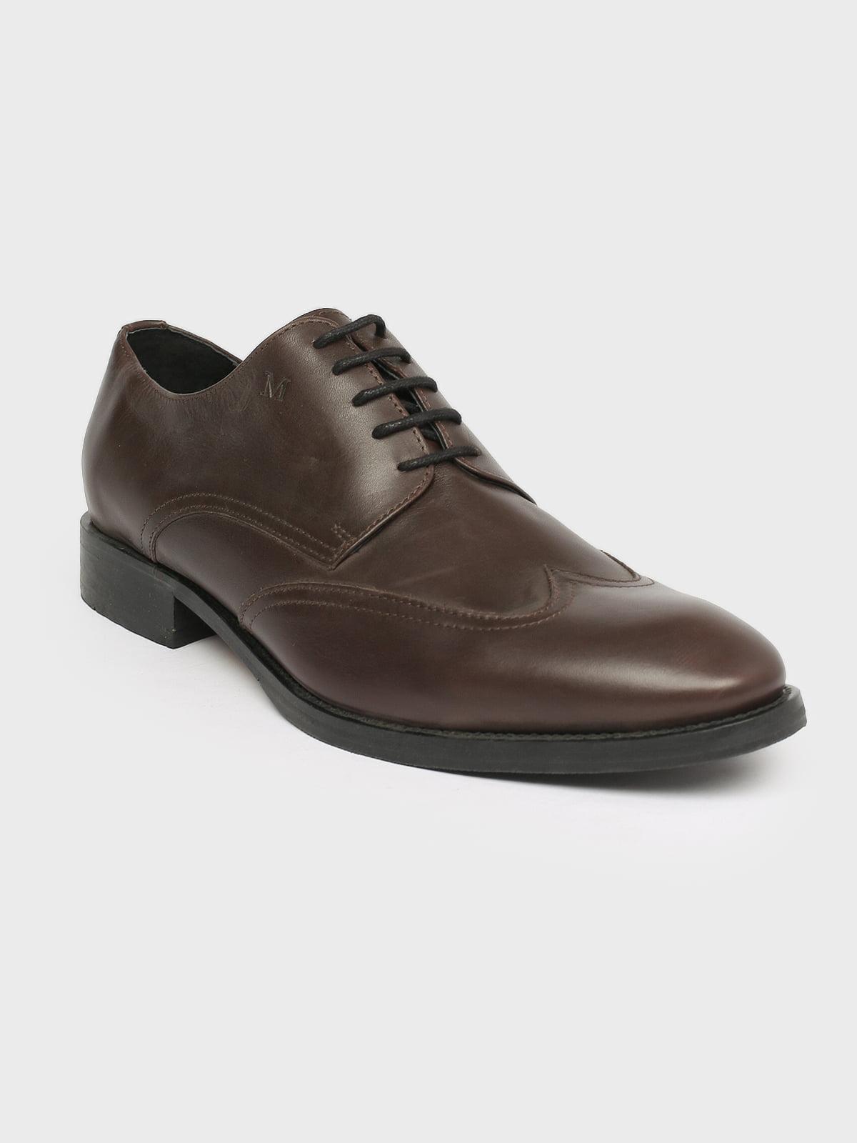 Туфлі коричневі | 5717545