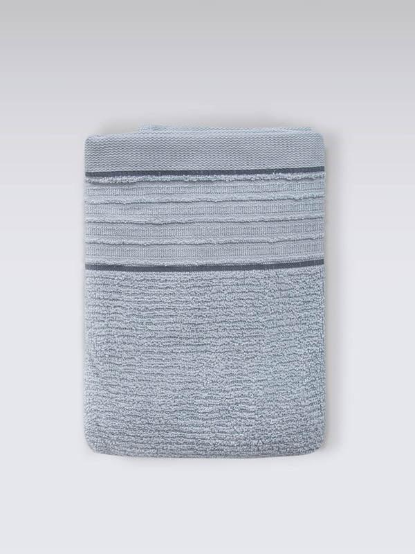 Полотенце голубое | 5536517
