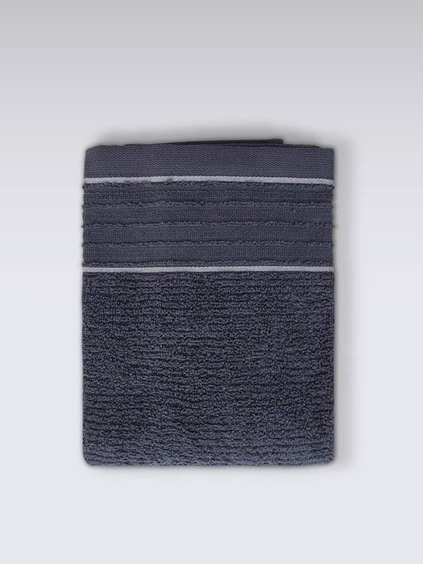 Полотенце антрацитового цвета   5536531