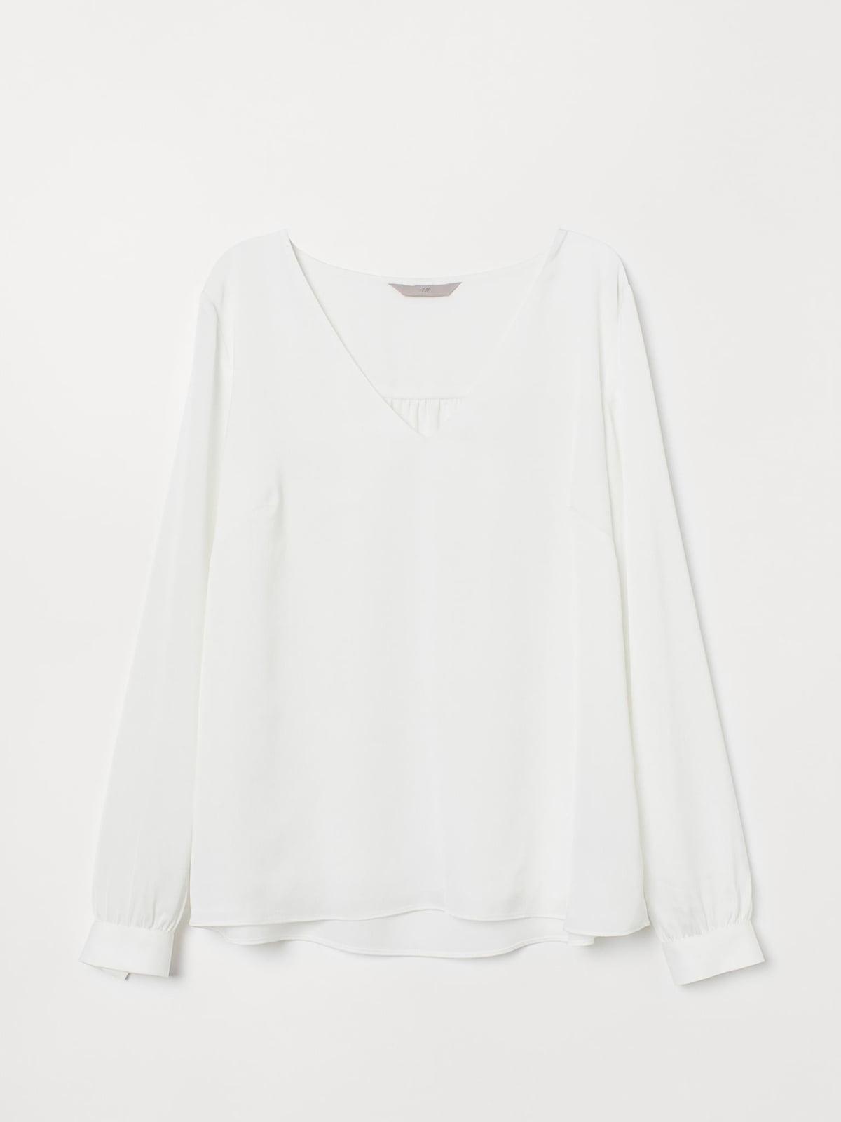 Блуза белая   5741210