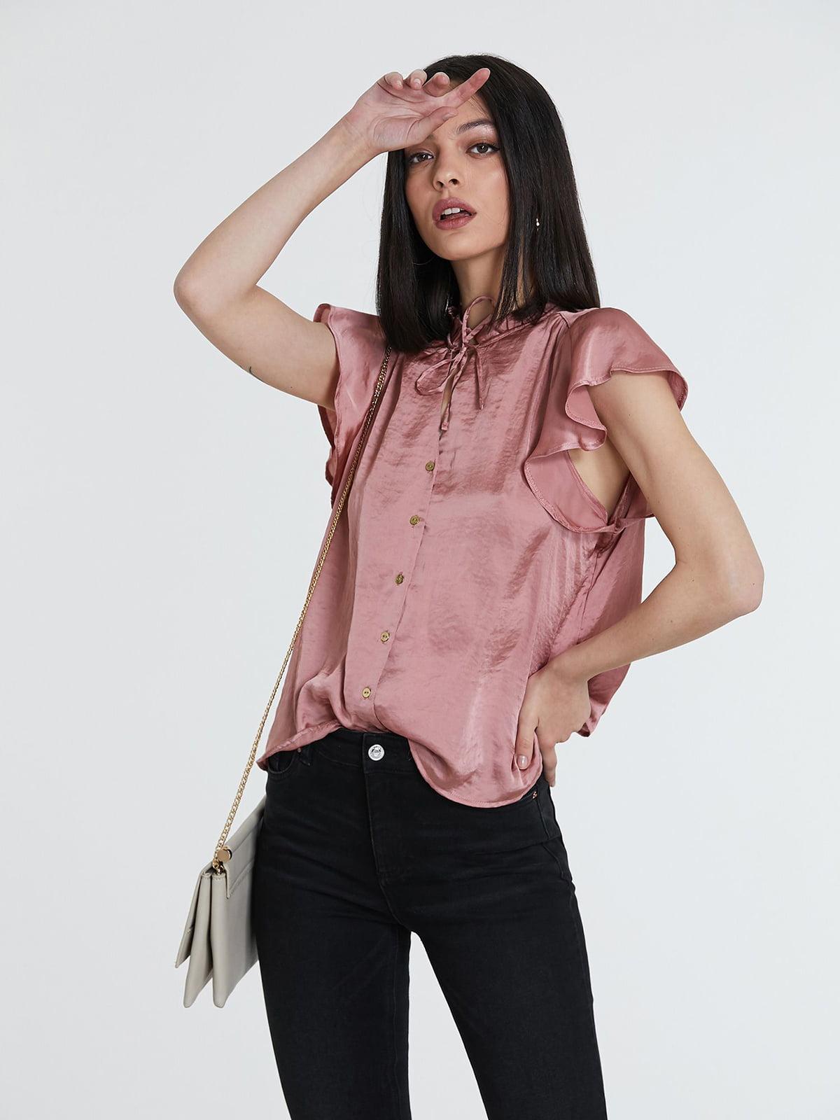 Блуза рожева | 5741293
