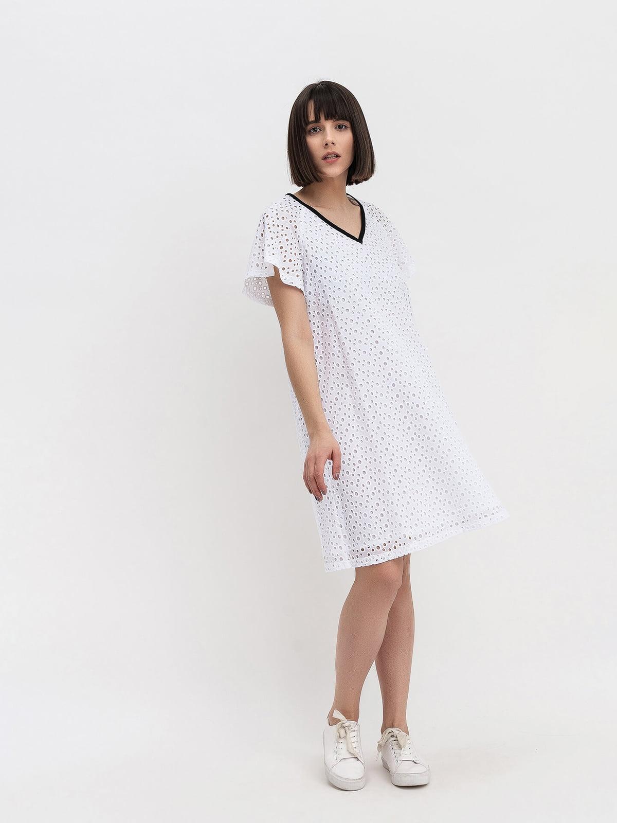 Платье белое | 4068401