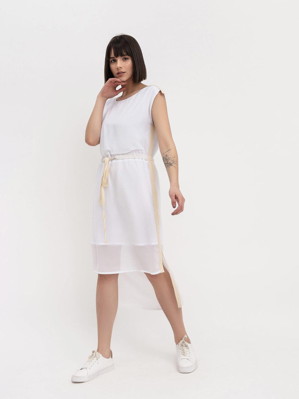 Платье белое   4100548