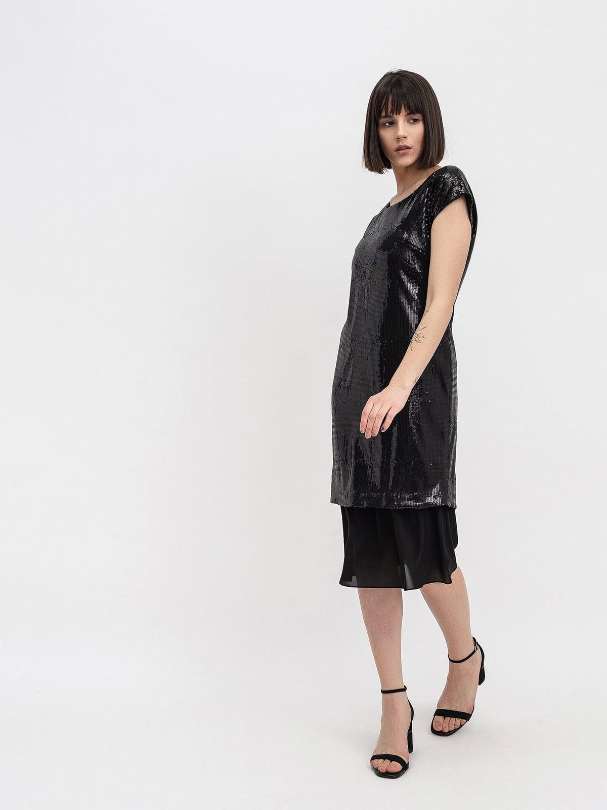 Платье черное | 4224072