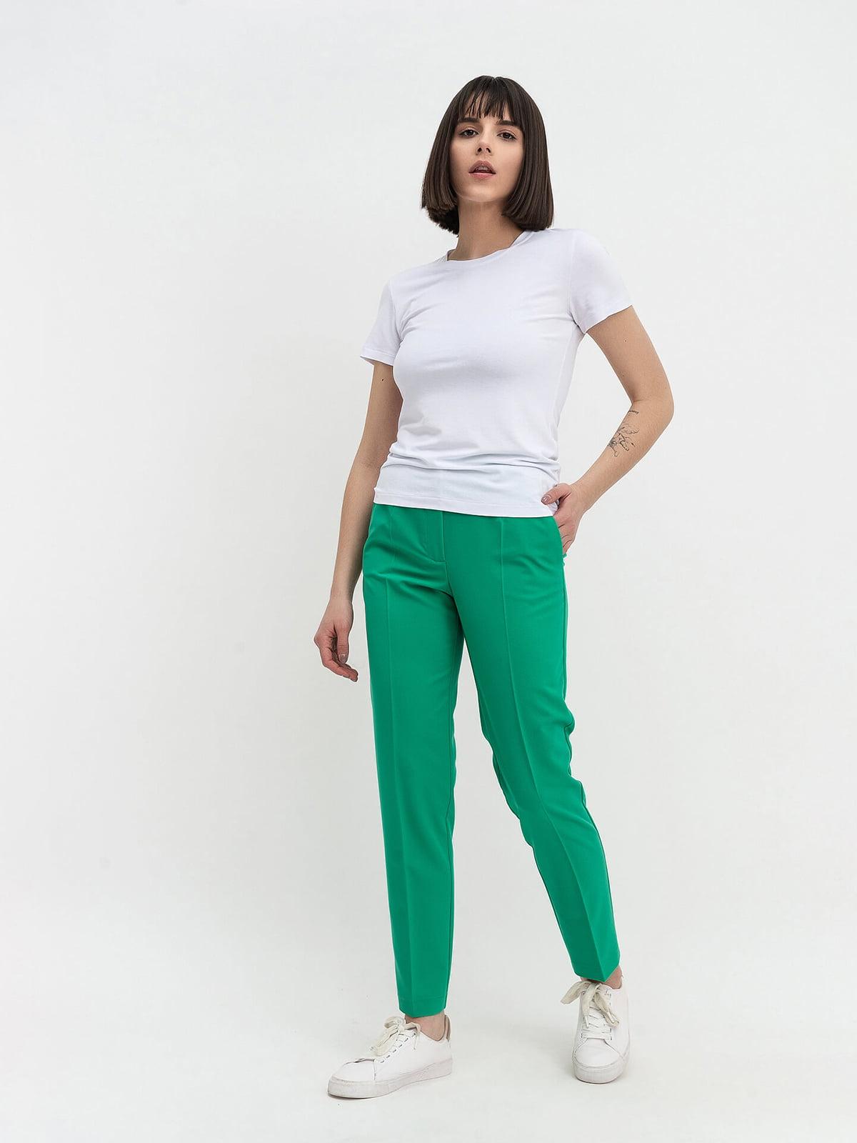 Штани зелені | 5115842