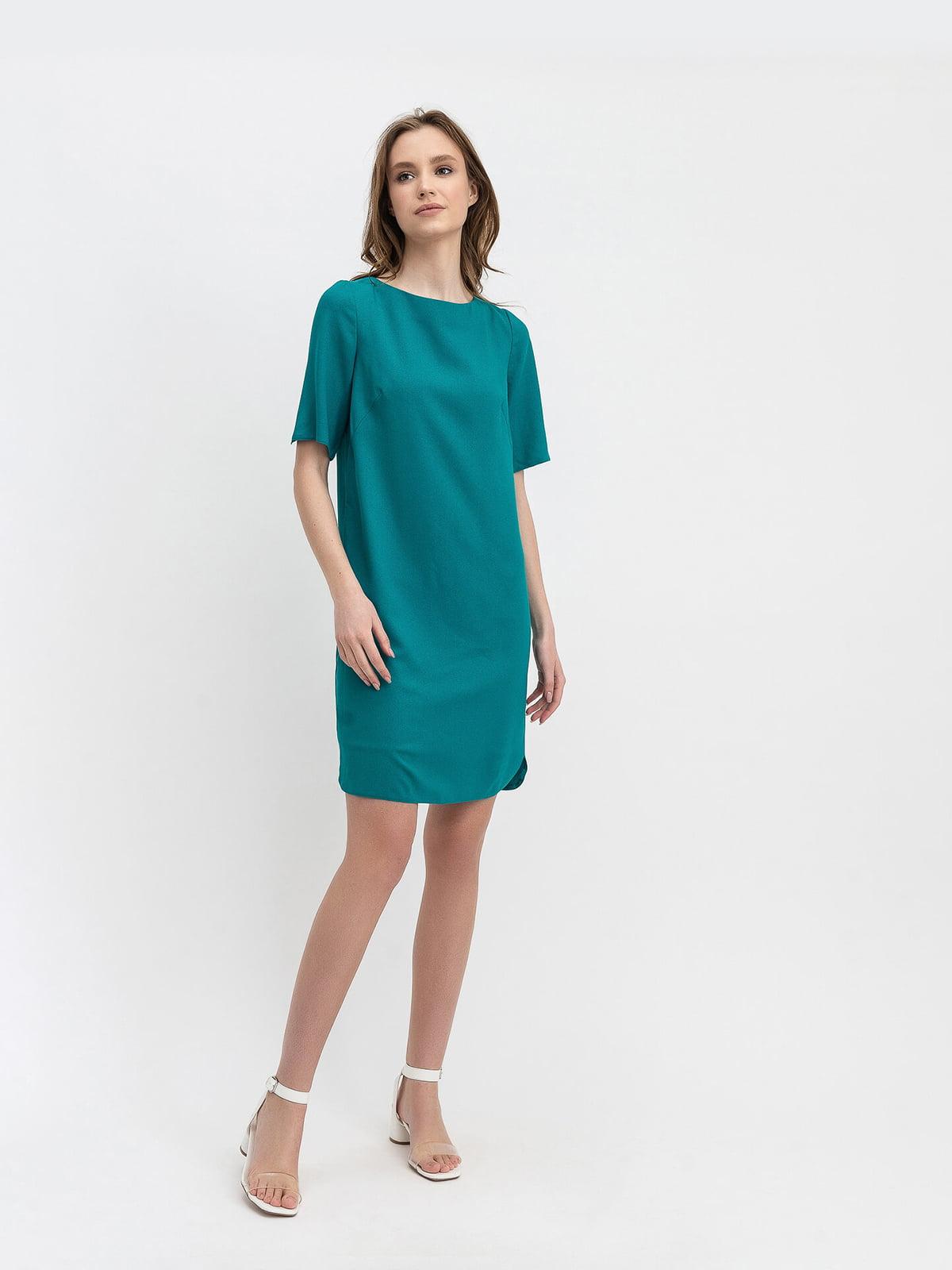 Платье зеленое | 5115982
