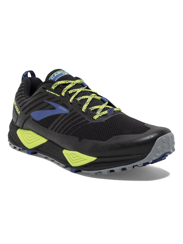Кроссовки спортивные черные с логотипом | 5512517