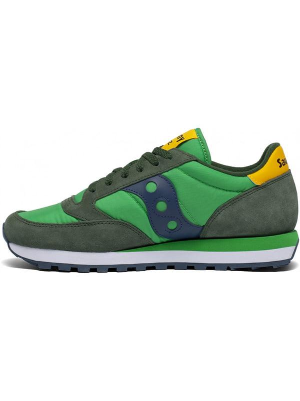Кроссовки зеленого цвета | 5738772
