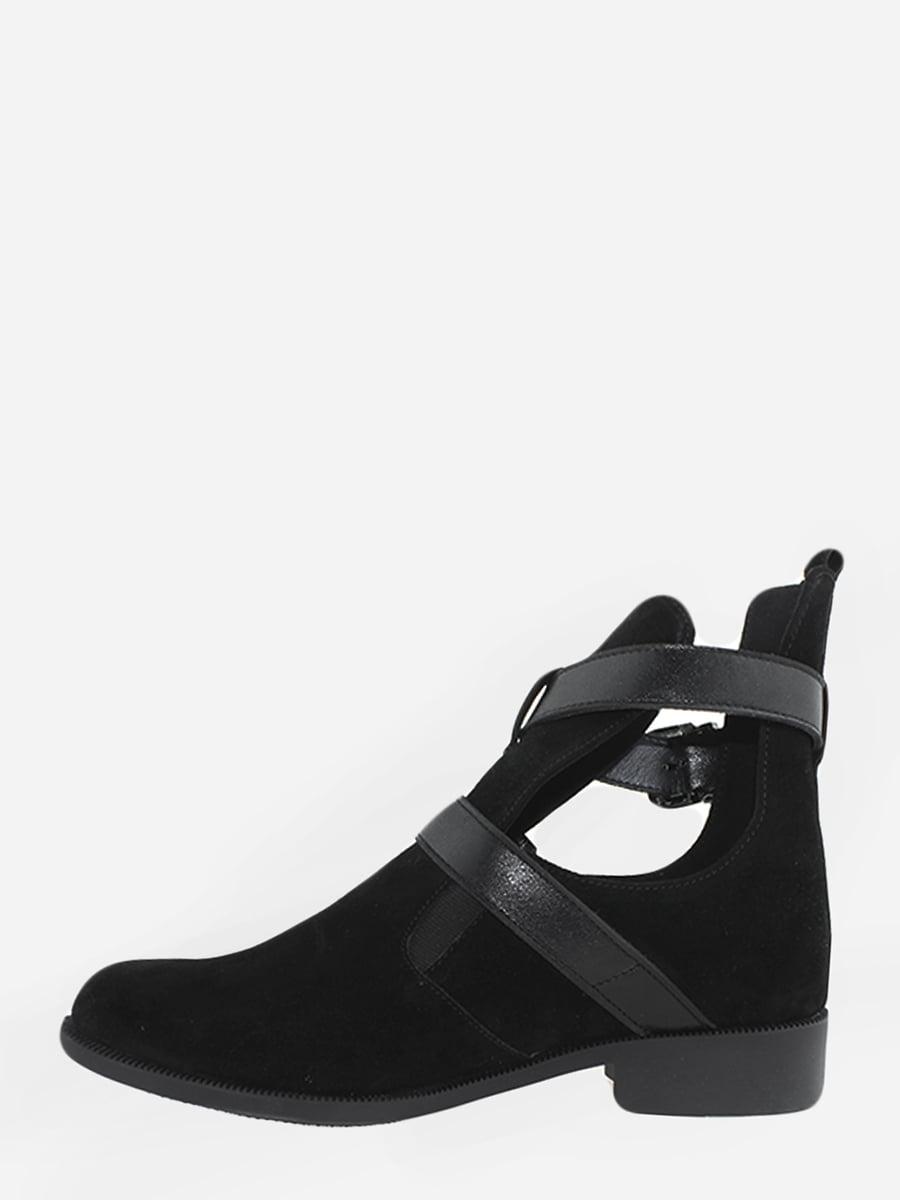 Черевики чорні | 5743222