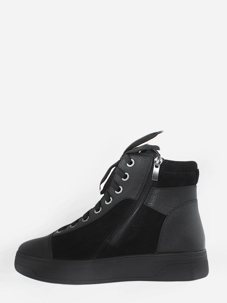 Черевики чорні | 5743238