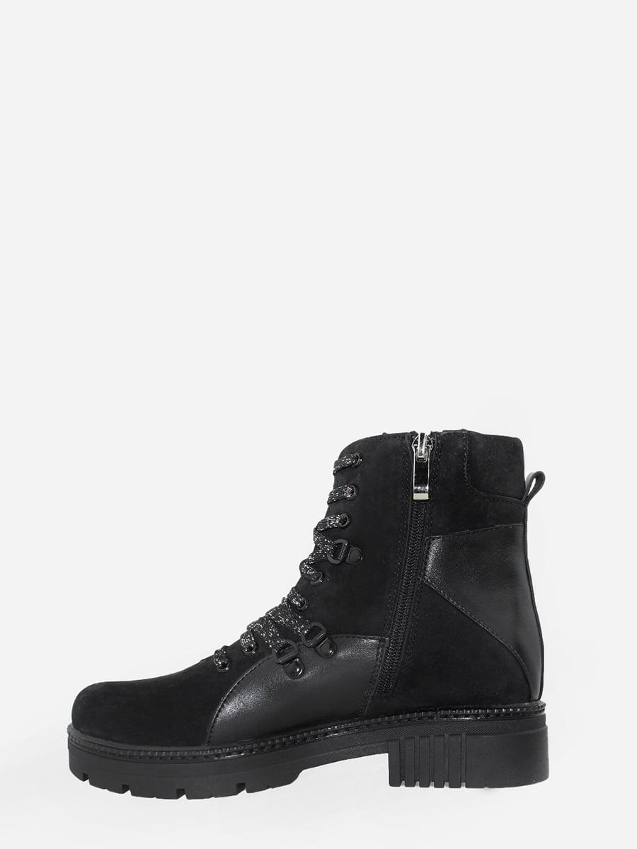 Черевики чорні | 5743604