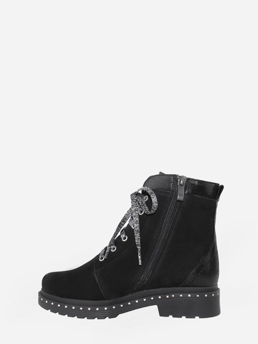 Черевики чорні | 5743613