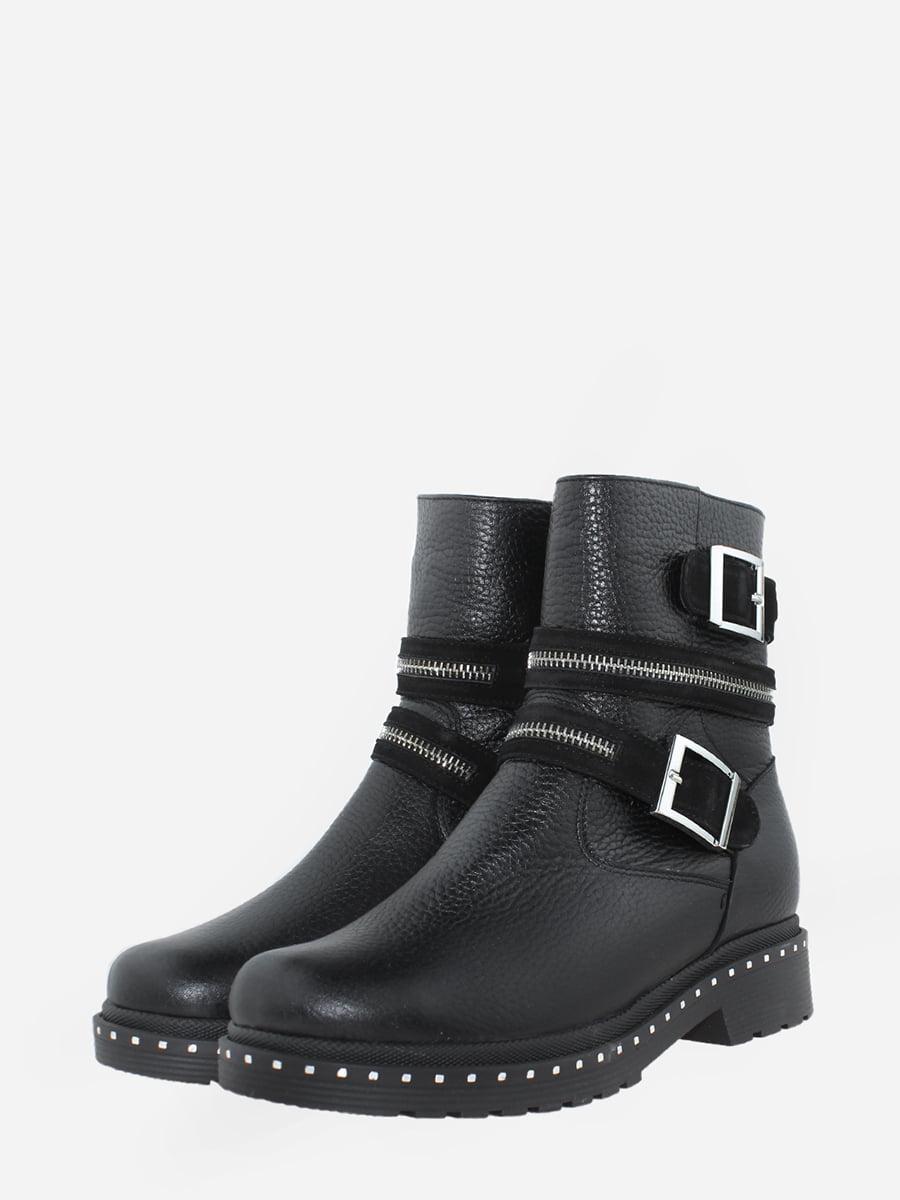Черевики чорні | 5743634