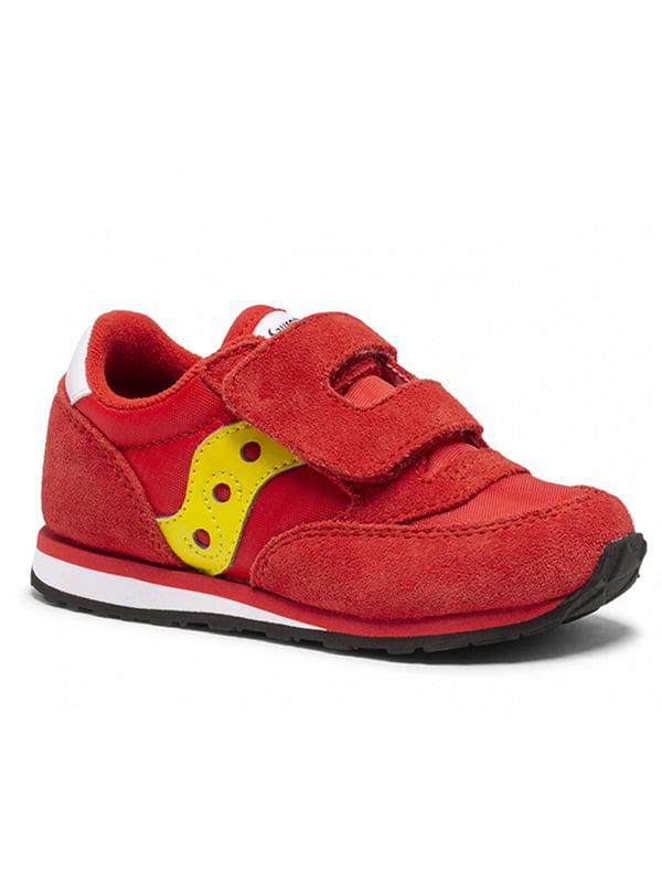 Кросівки червоні BABY JAZZ HL SL264802 | 5738906