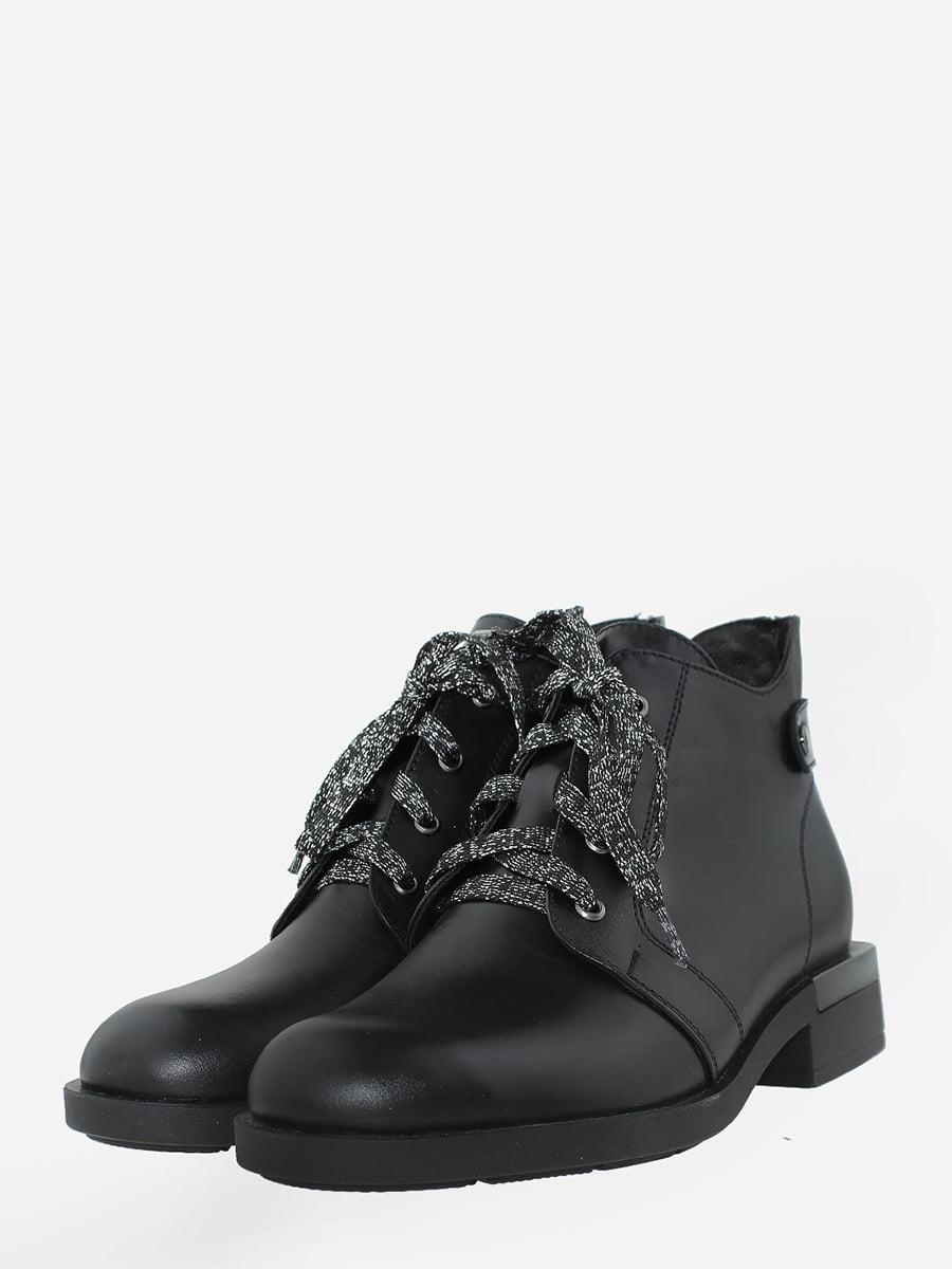 Черевики чорні | 5742033