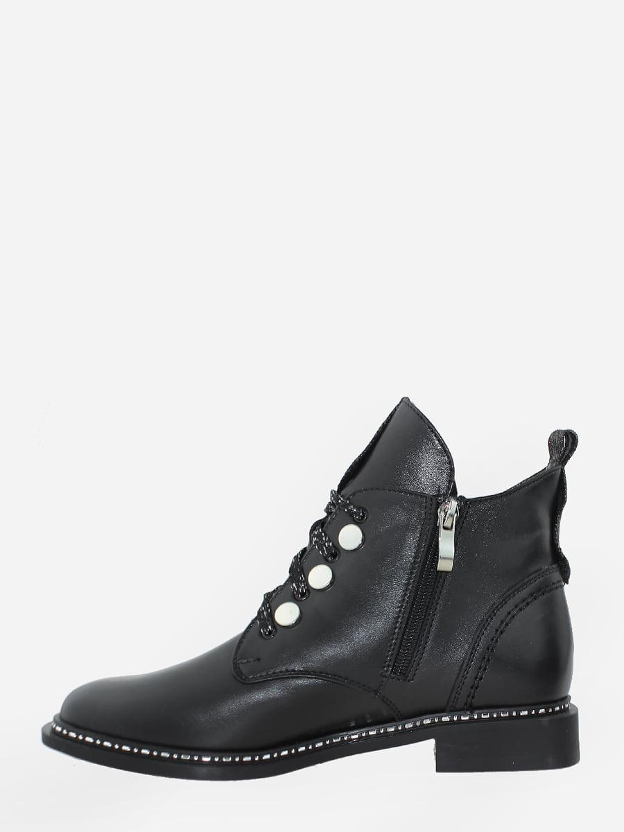 Черевики чорні | 5742035