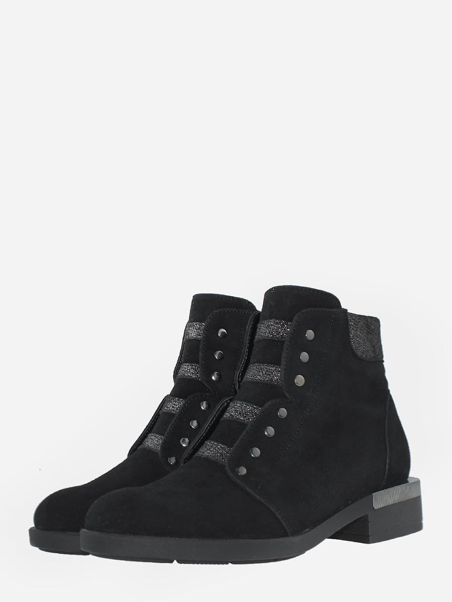 Черевики чорні | 5742041