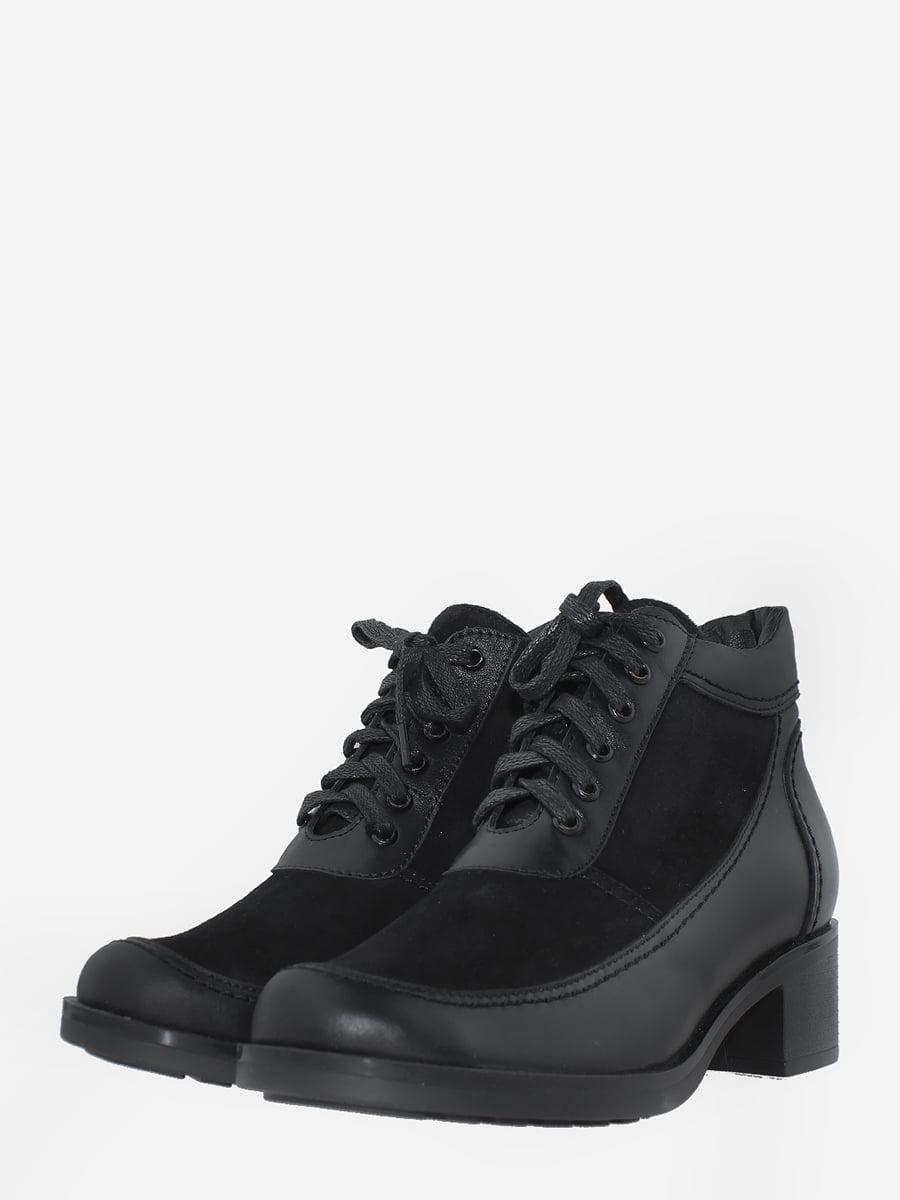 Черевики чорні | 5742044