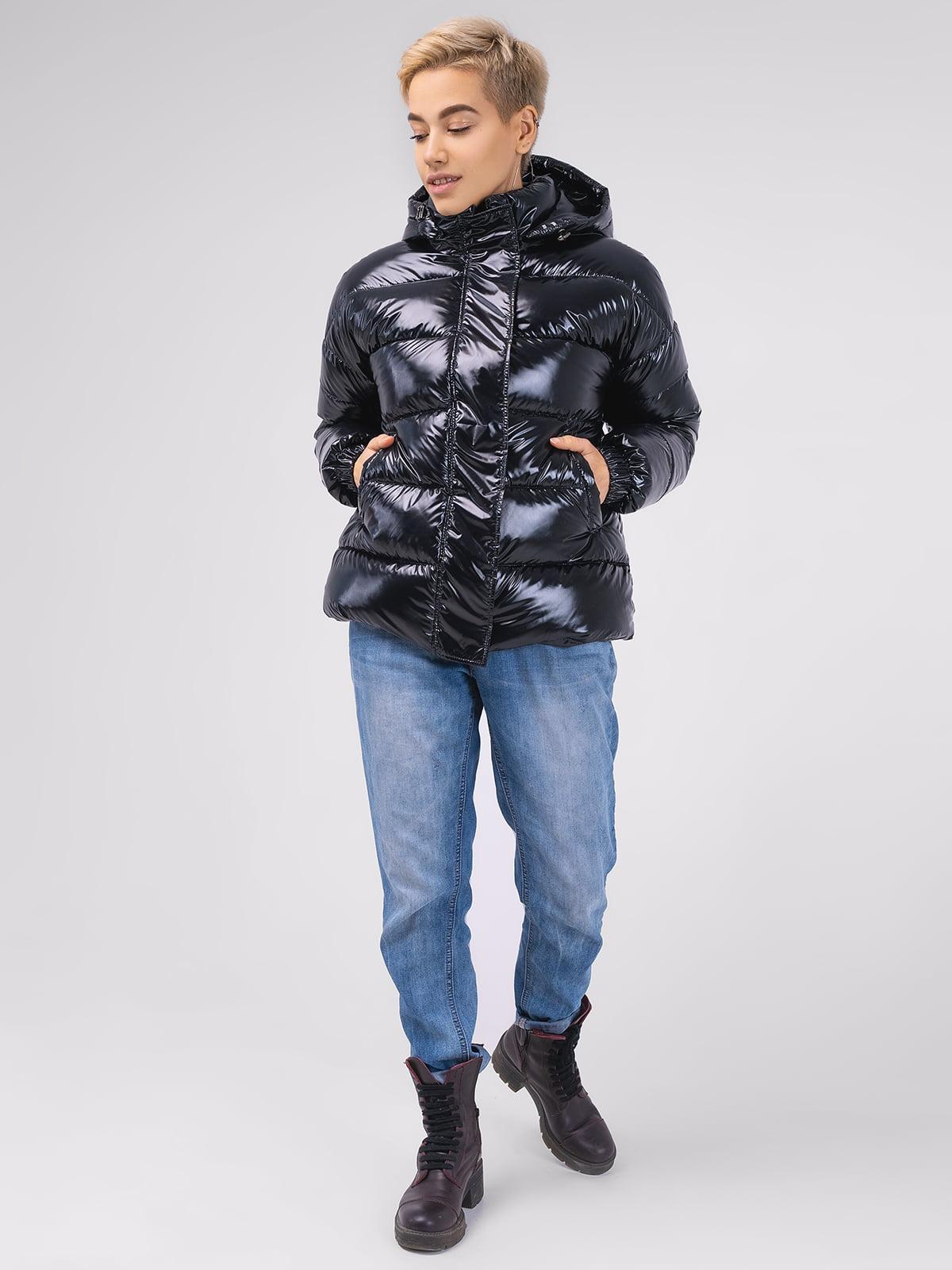 Куртка черная | 5749578