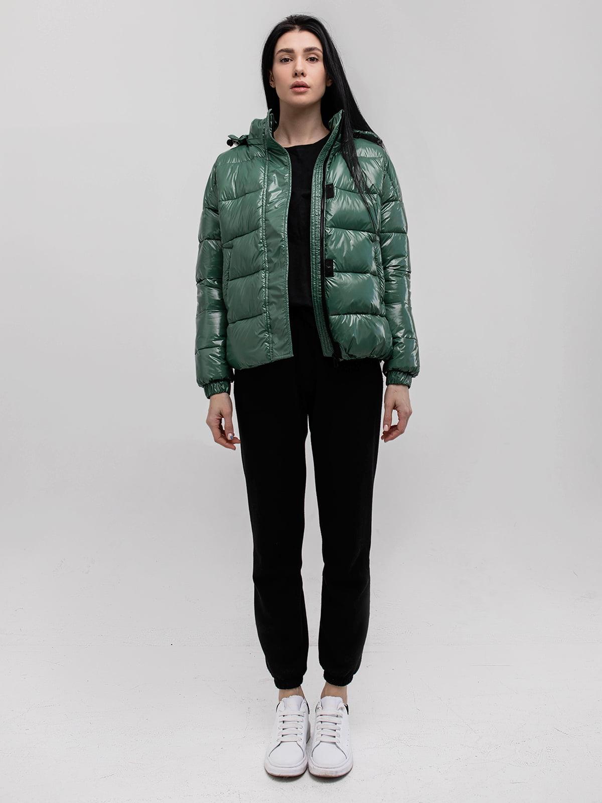Куртка зелена   5749585