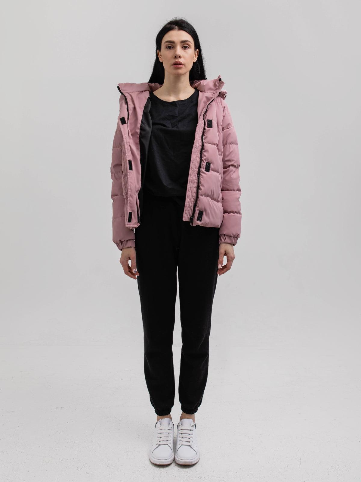 Куртка пудрового цвета | 5749639