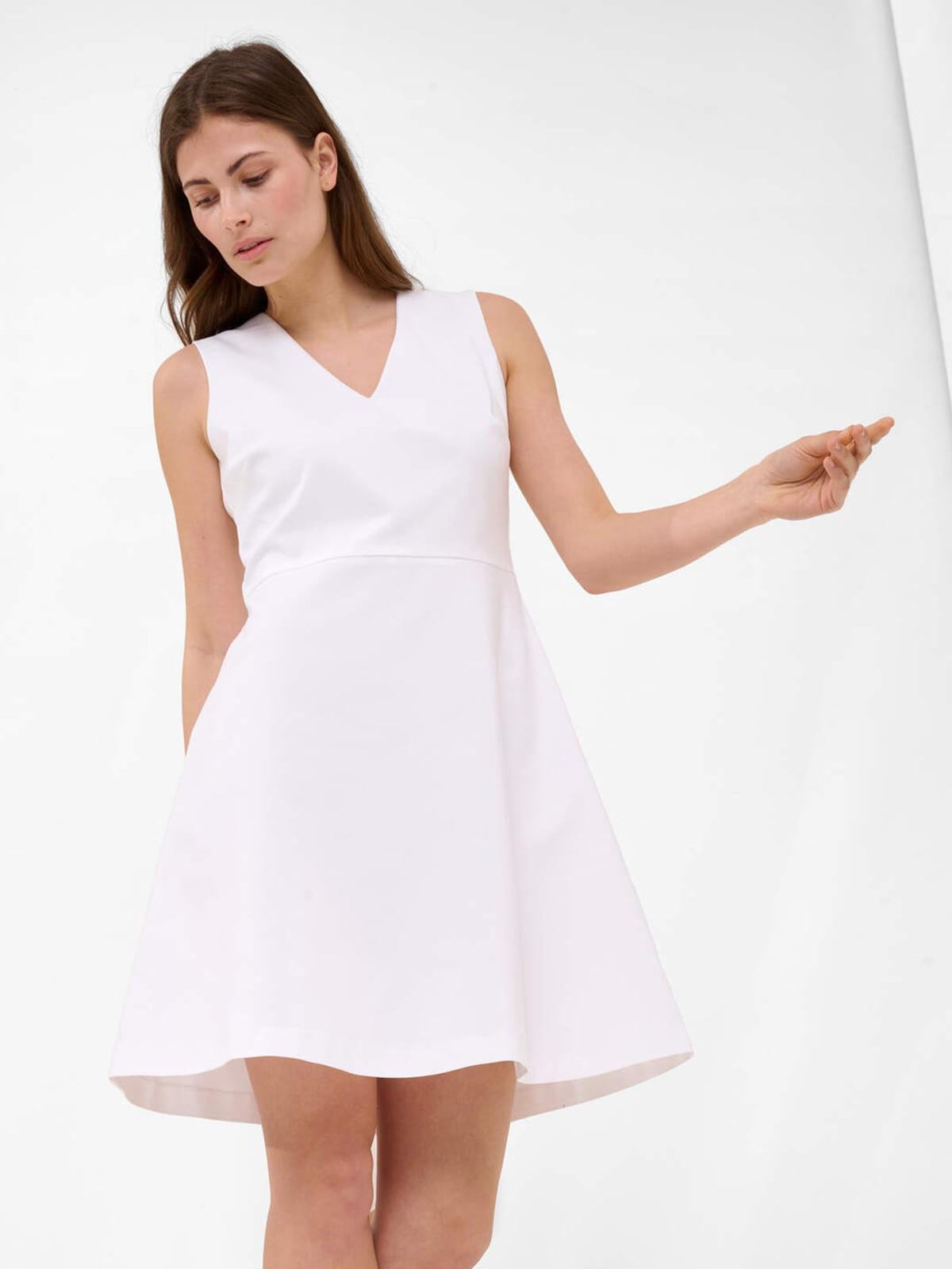 Платье белое   5742118
