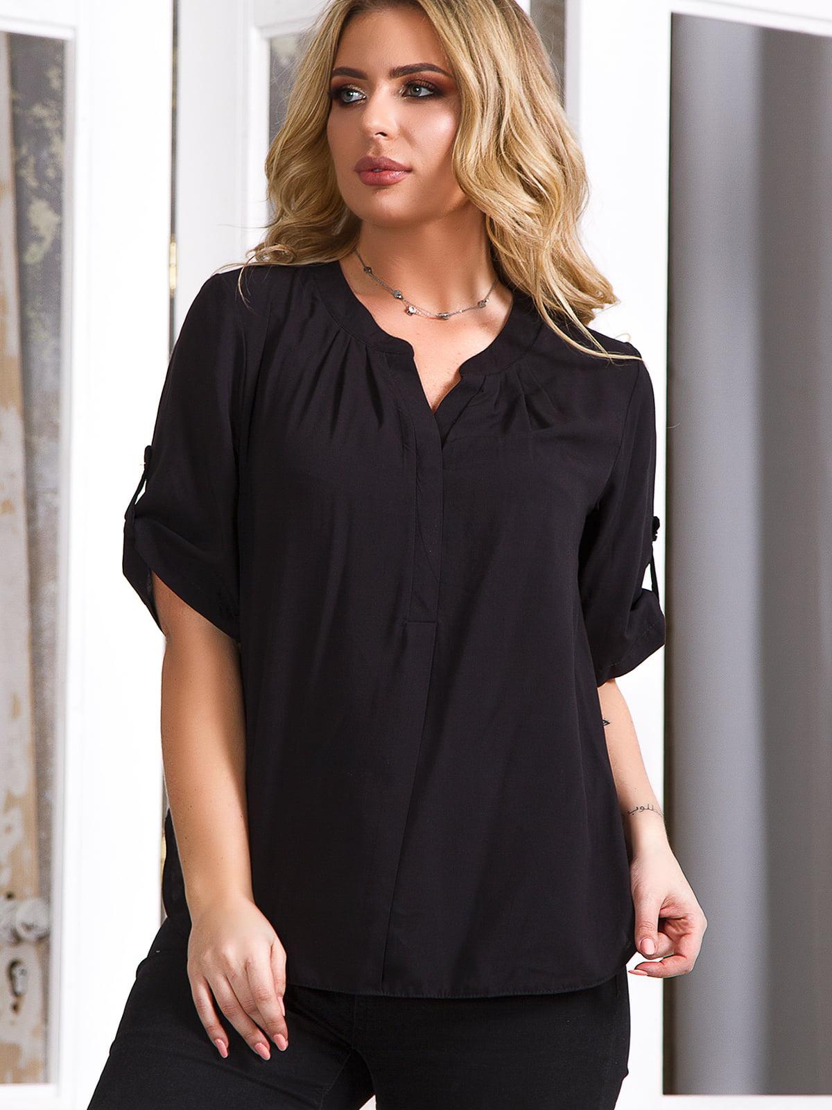Блуза чорна | 5381950