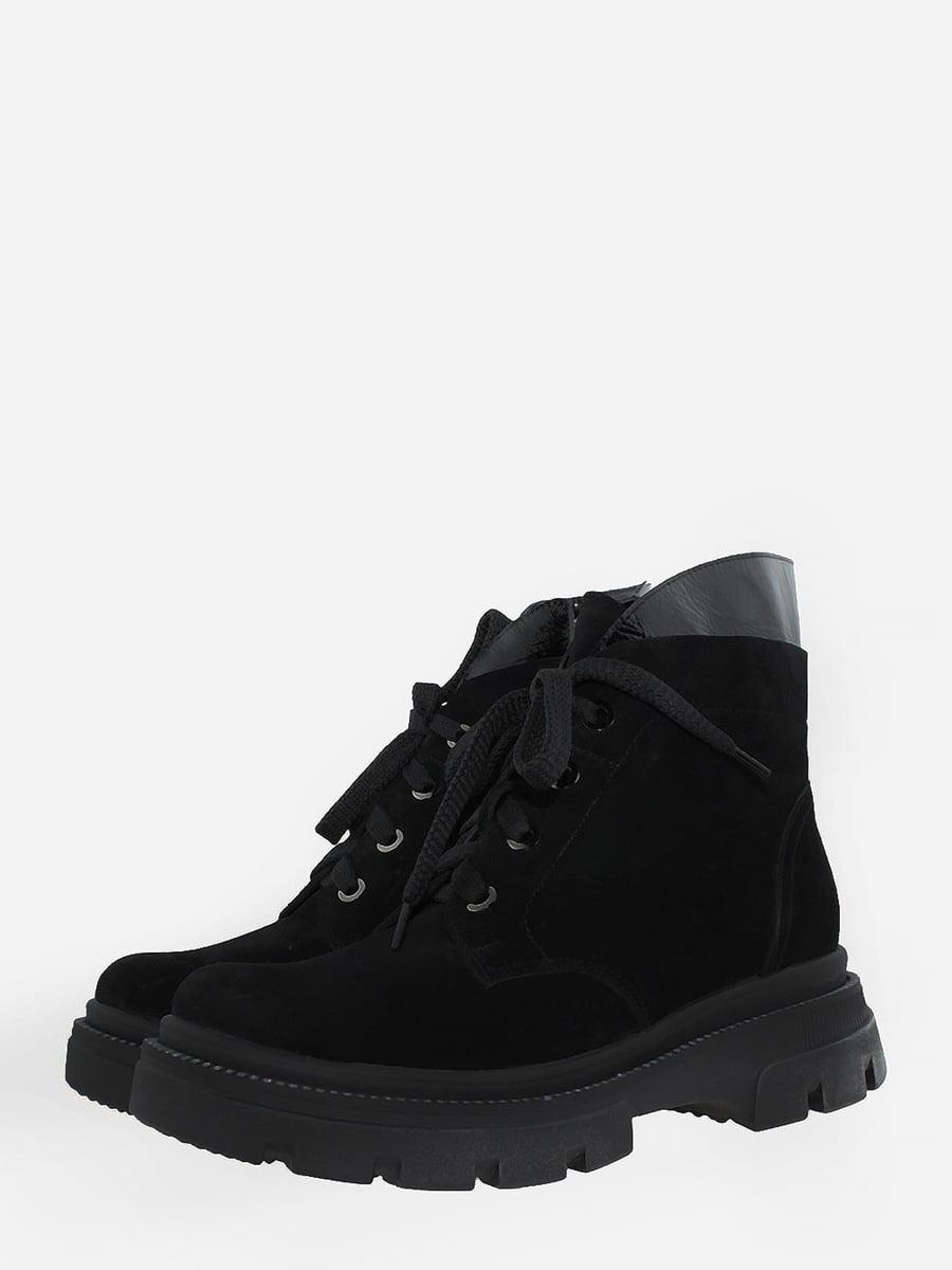 Черевики чорні | 5751185