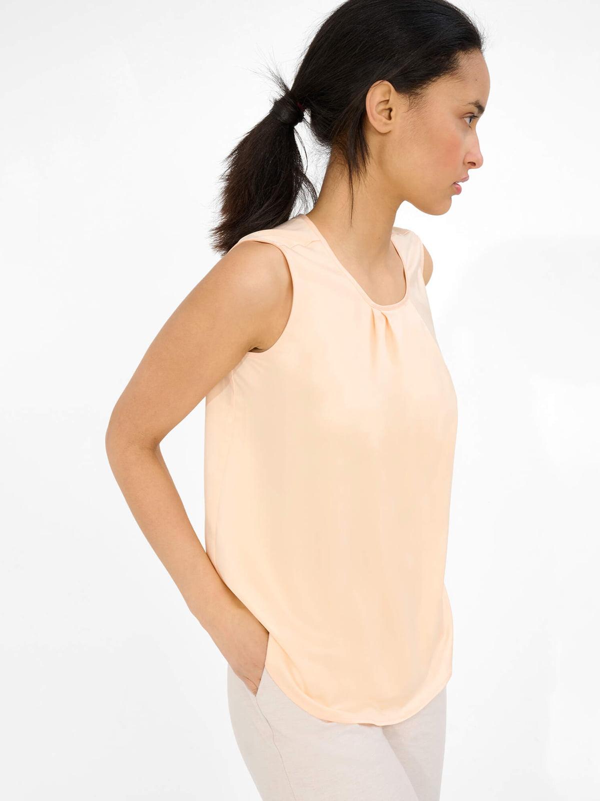 Блуза персикового кольору   5762886