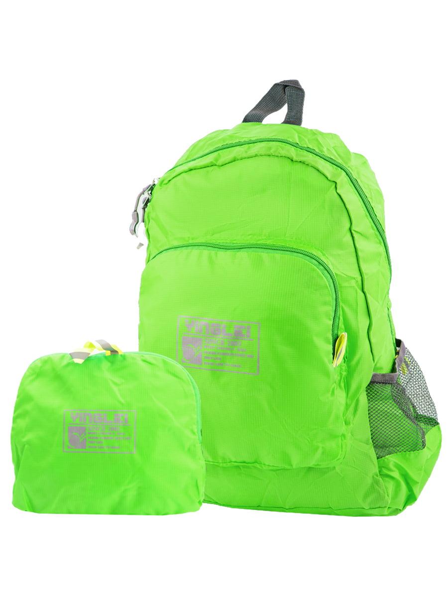 Рюкзак салатового кольору | 5746450