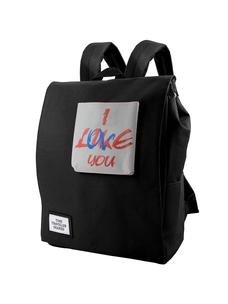 Рюкзак чорний | 5745704