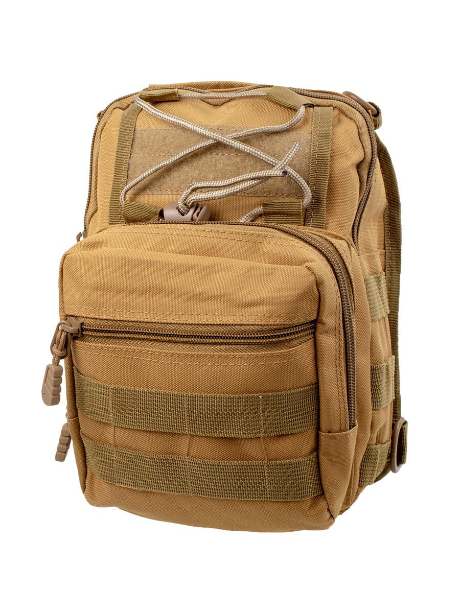 Сумка-рюкзак коричнева | 5745972