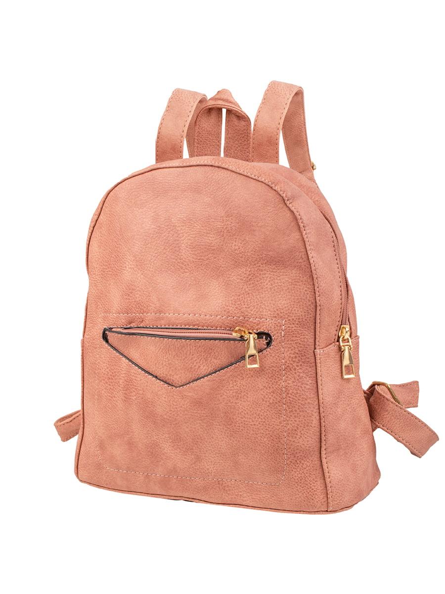 Рюкзак коралового кольору | 5746081