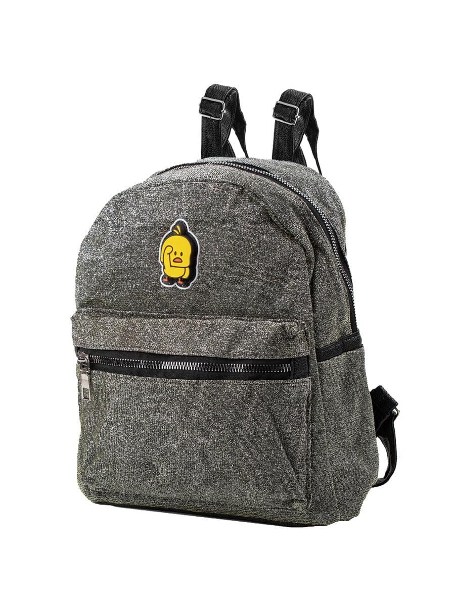 Рюкзак сталевого кольору   5746742
