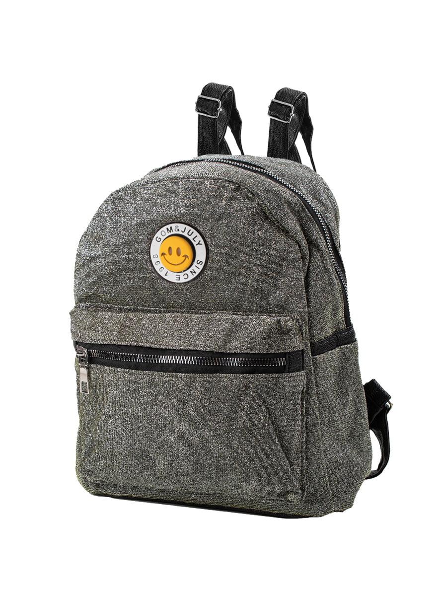 Рюкзак сталевого кольору   5746748