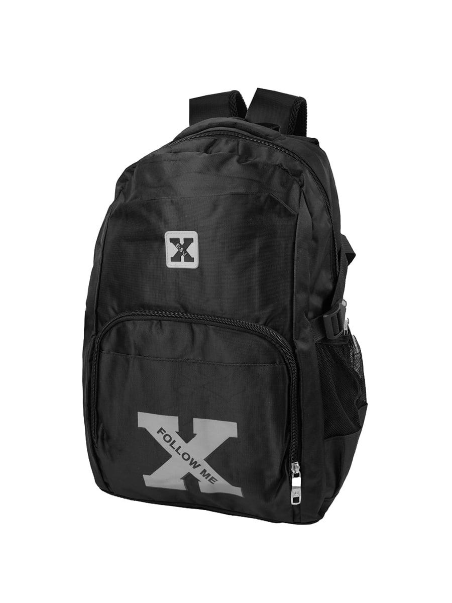 Рюкзак чорний з логотипом   5746834